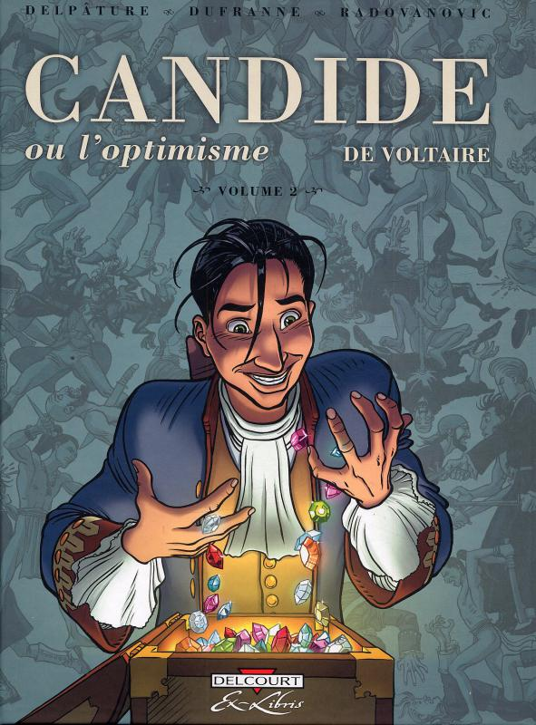 an overview of the romance in the novel candide by voltaire Voltaire's novel candide is a parody in several the analysis of optimism was still a very new thought at the parodies in voltaire's candide voltaire.
