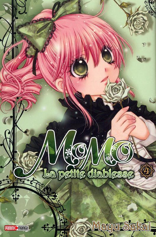 Momo la petite diablesse t4 manga chez panini comics de sakai - Petite diablesse ...