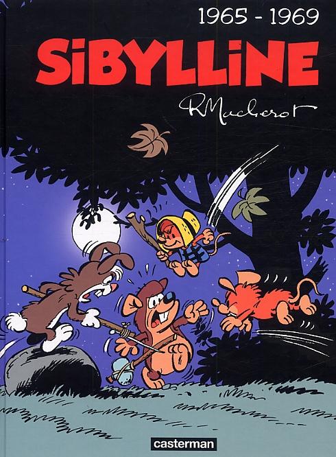 Sibylline de Macherot-48 Histoires-CBZ