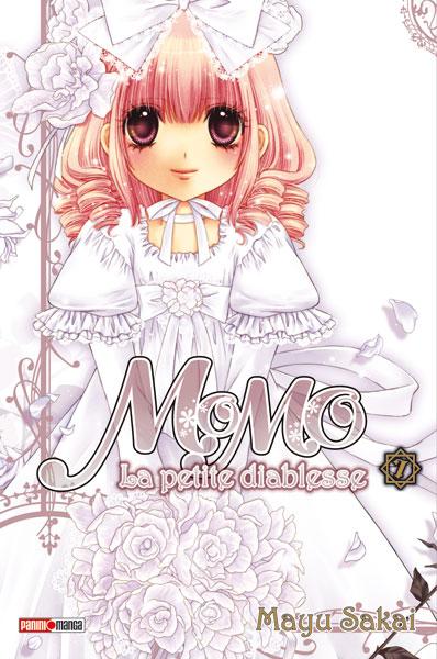 Momo la petite diablesse t7 manga chez panini comics de sakai - Dessin diablesse ...
