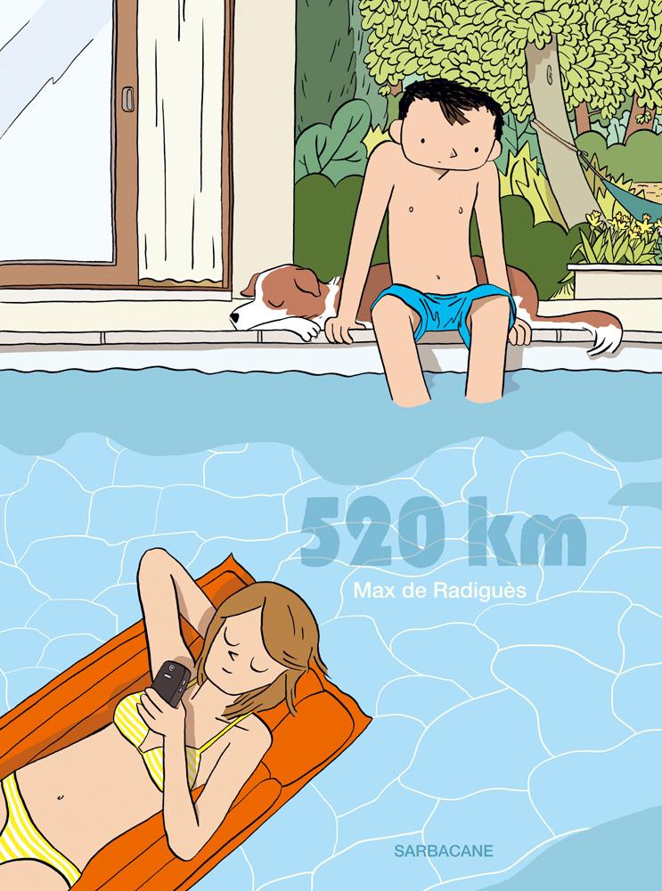 bande dessinee 520 km