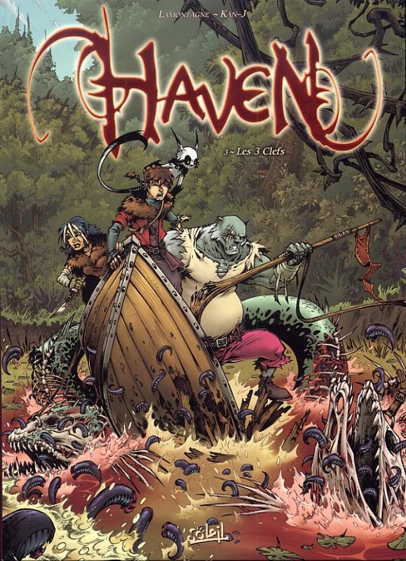 bande dessinee heroic fantasy