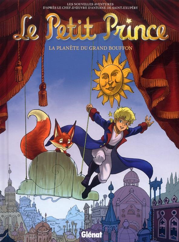 Le Petit Prince T11 : La planète des Libris (French Edition)