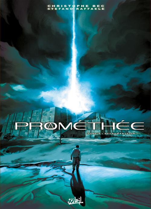 Prométhée - T08 Necromanteion