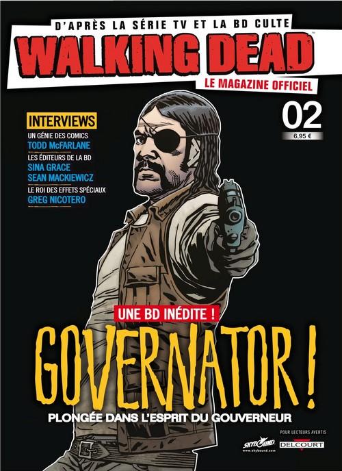 le gouverneur walking dead