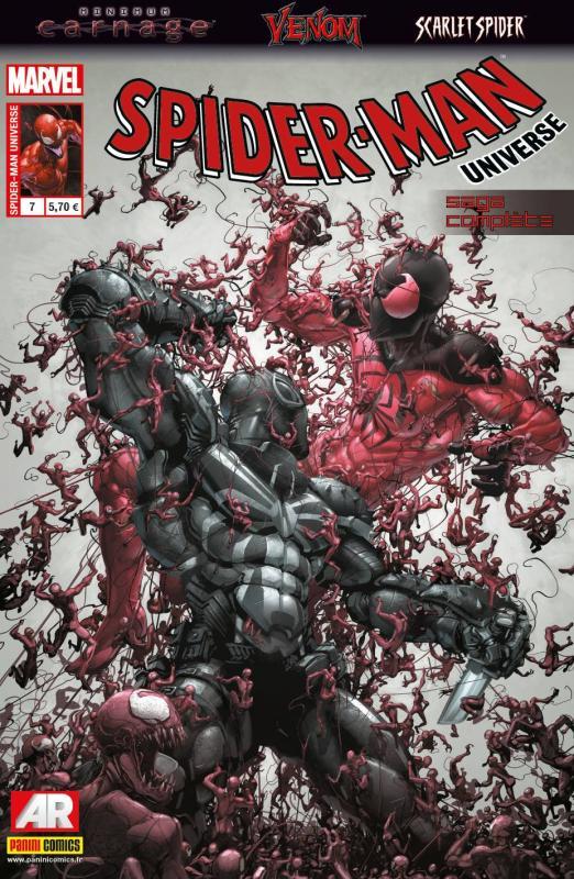 Spider man carnage