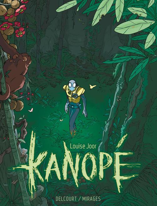 Kanopé, une BD prometteuse dans la forêt de titres