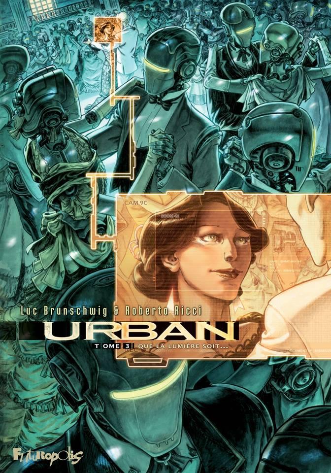 bande dessinee urban