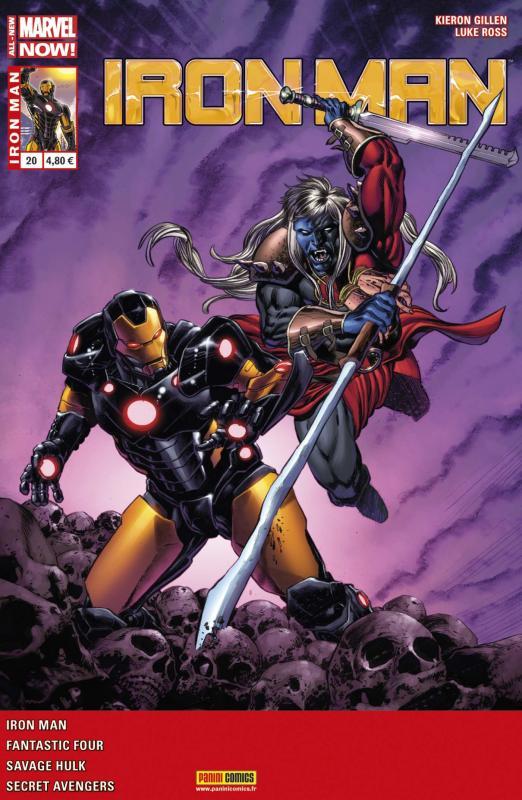 Iron Man (revue) – V 2, T20 : L\'homme intérieur (0), comics chez ...
