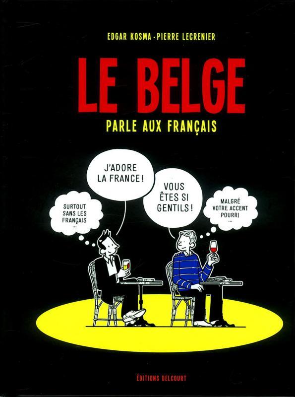 photo drole france belgique