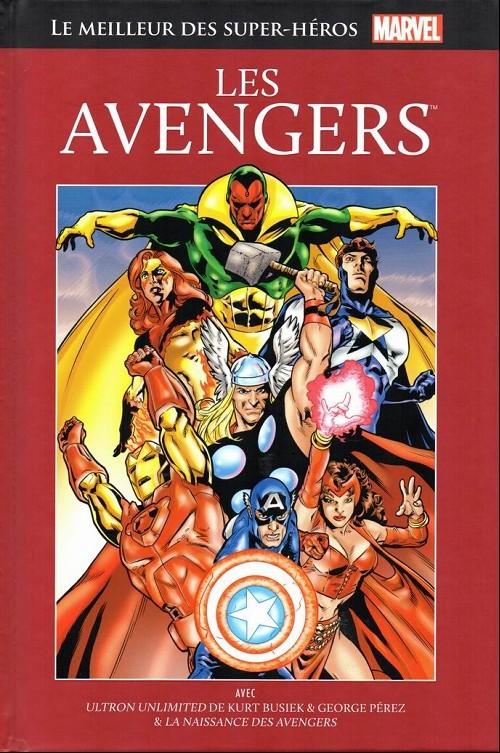 marvel comics le meilleur des super h ros t1 les avengers 0 comics chez hachette de. Black Bedroom Furniture Sets. Home Design Ideas
