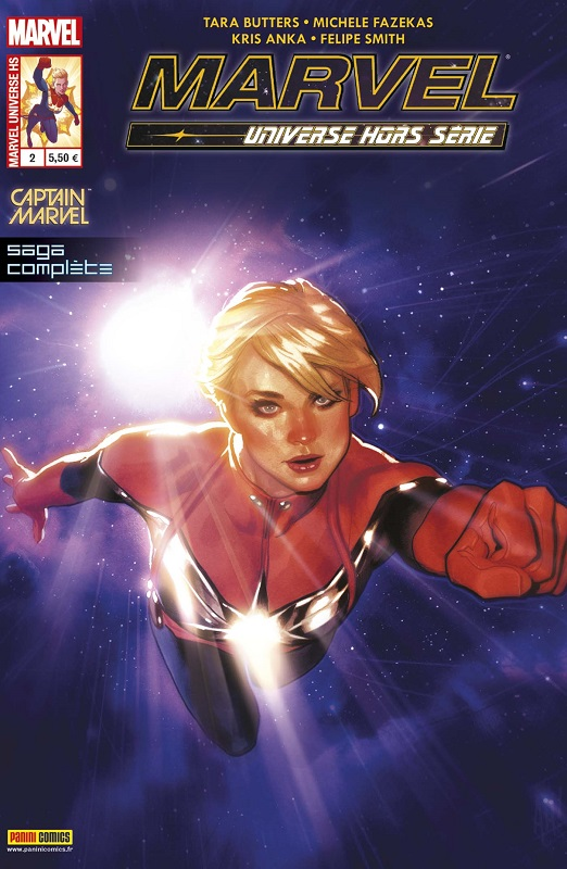 captain marvel serie