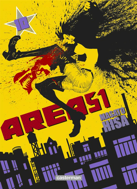 Image result for area 51 manga cover
