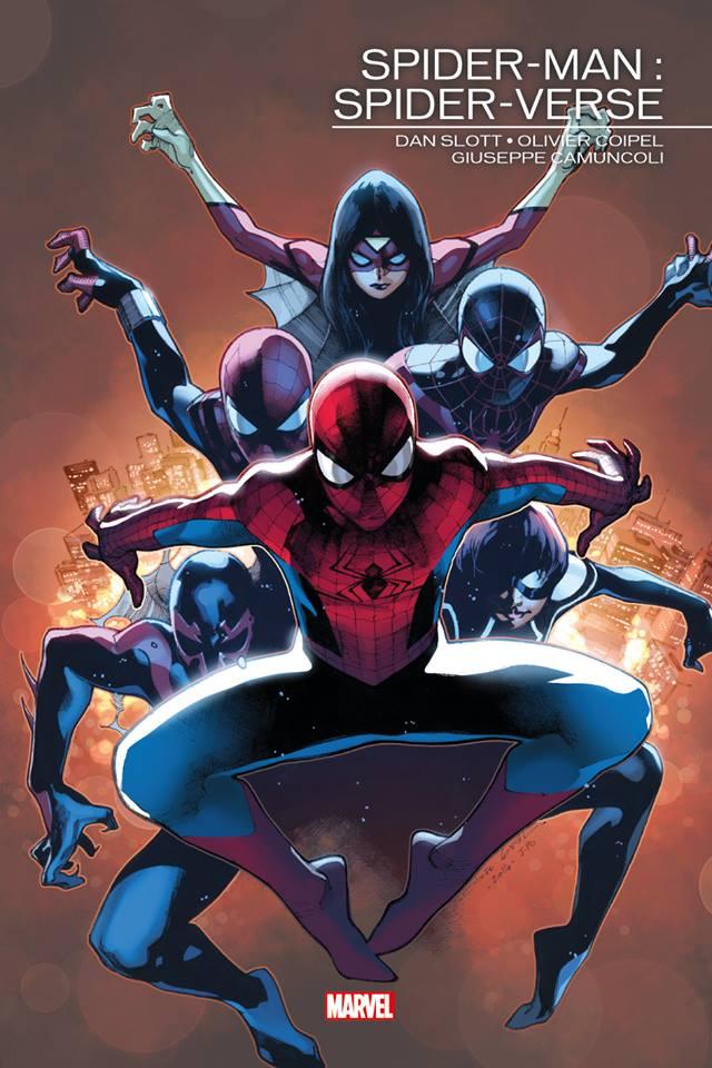 Marvel Events Spider Man Spider Verse 0 Comics Chez