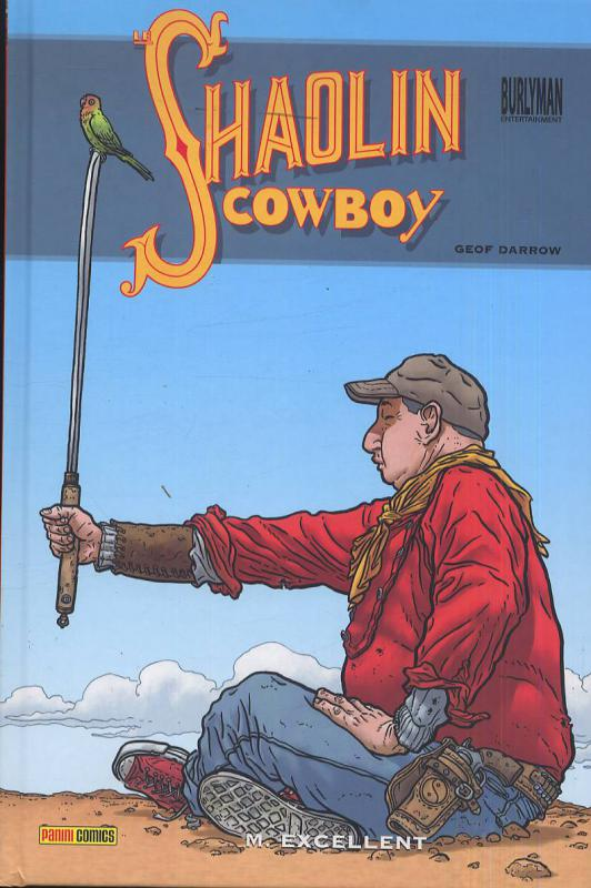 Le Shaolin Cowboy - Tome 2