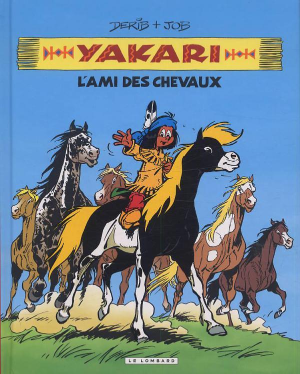 bande dessinee yakari