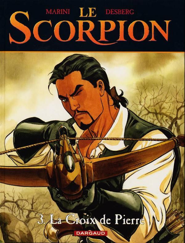 bande dessinee scorpion
