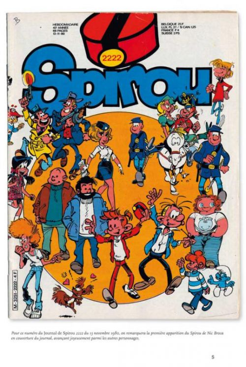 bande dessinee 1980
