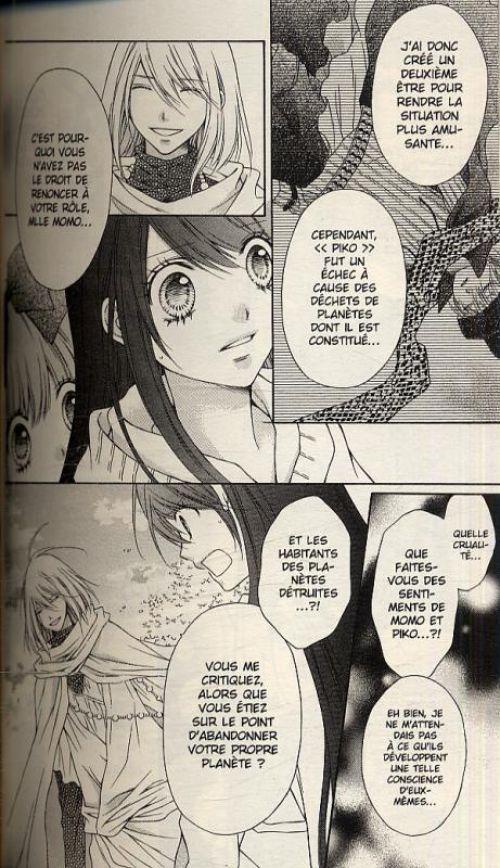 Momo la petite diablesse t7 manga chez panini comics de sakai - Petite diablesse ...