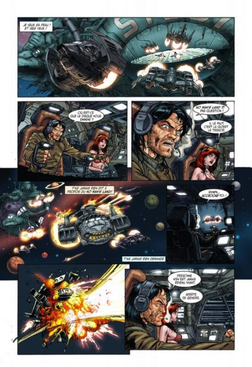 Metal hurlant chronicles - 1 1