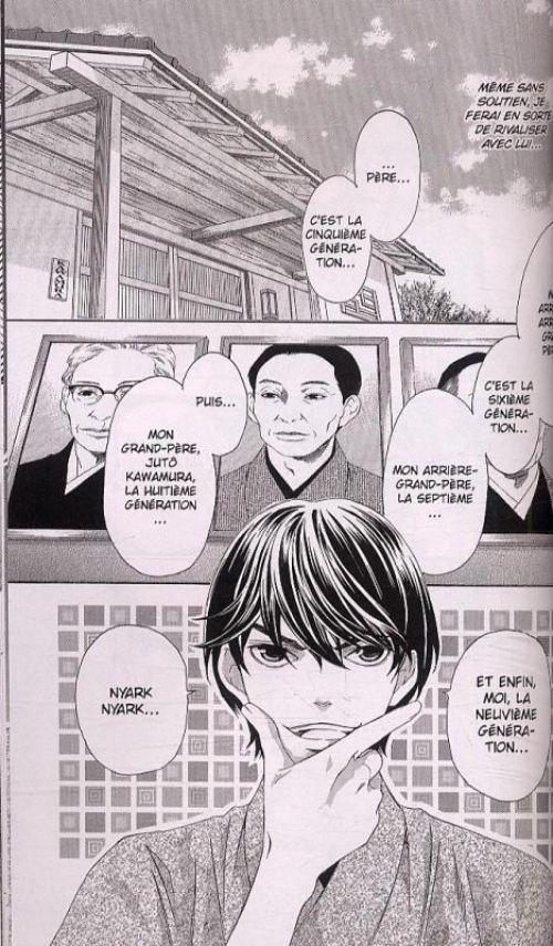 chemin des fleurs t4, manga chez kazé manga de shimaki
