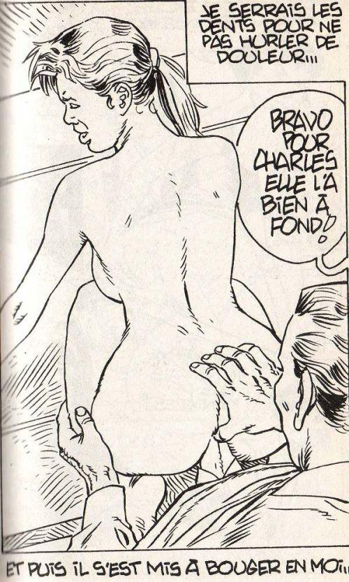 Premier porno pour une jeune fille a gros seins - 1 4