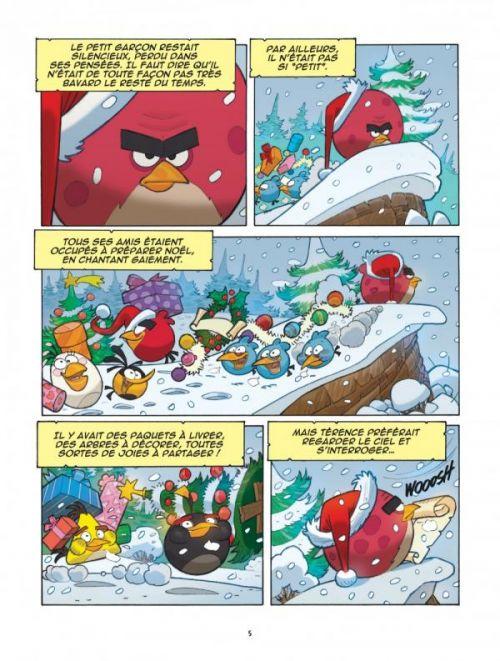 Angry birds t3 l 39 aigle de troie 0 bd chez le lombard - Angry birds noel ...