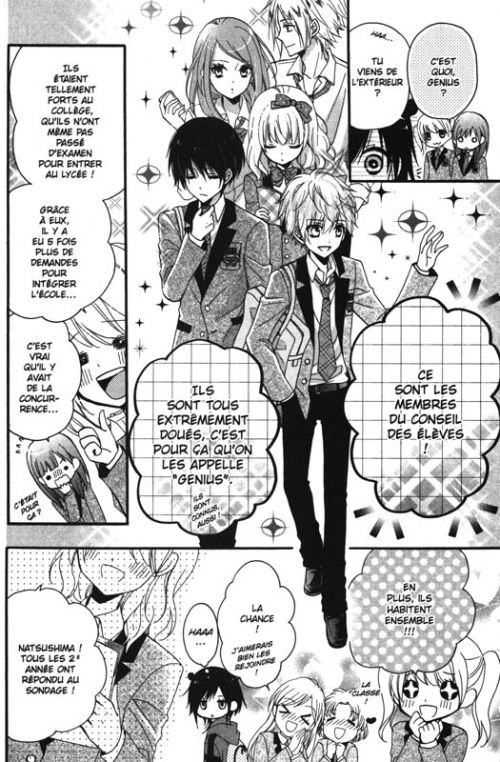 the liar and his lover manga