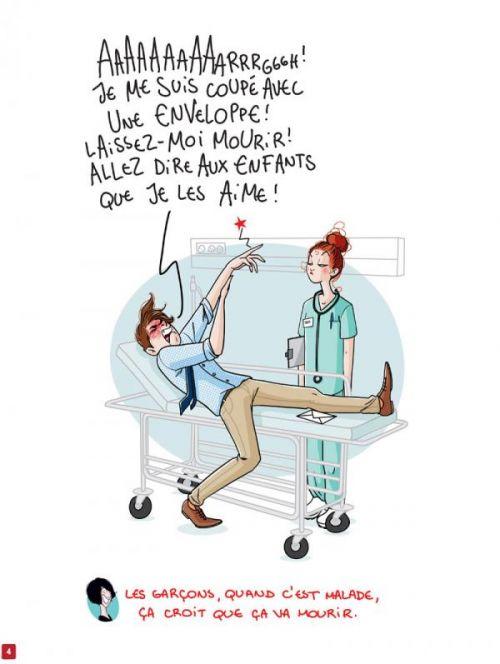 Slection de bandes dessines d'humour par genre