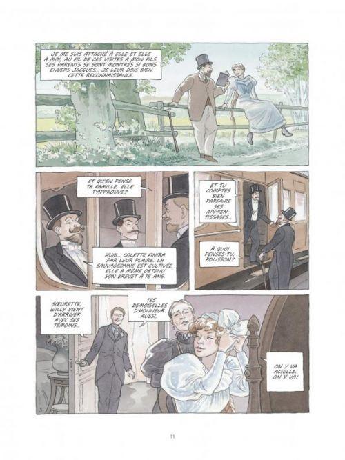 Les Apprentissages de Colette, la bande dessinée d'Annie Goetzinger Album-page-large-31801
