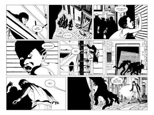 Walking Dead : L'Étranger + Le retour de Negan (0), comics chez Delcourt de  Vaughan, Martin