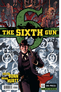 © Cullen Bunn – The sixth gun