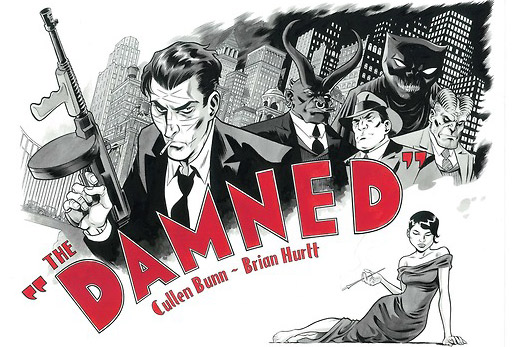 © Cullen Bunn – The damned